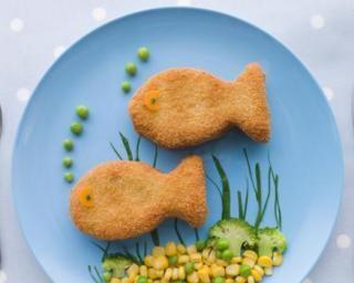 Croquettes food art de poisson et pommes de terre : http://www.fourchette-et-bikini.fr/recettes/recettes-minceur/croquettes-food-art-de-poisson-et-pommes-de-terre.html