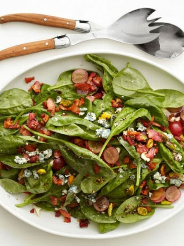 Spring recipes lightened up: http://www.stylemepretty.com/living/2014/04/23/spring-recipes-lightened-up/