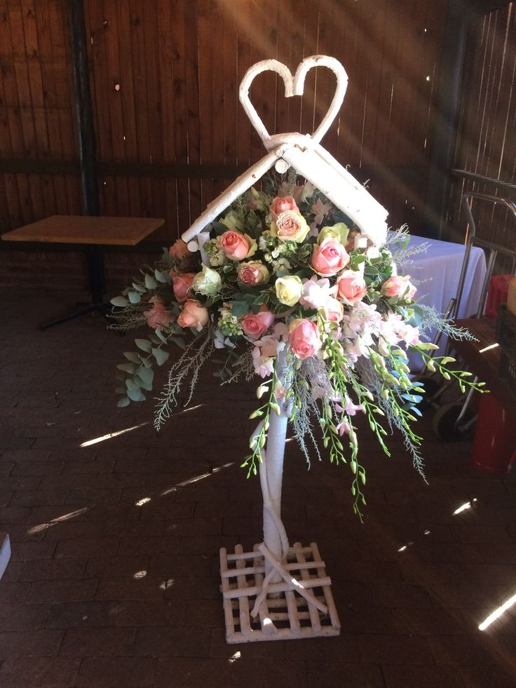 Flowers for the chapel