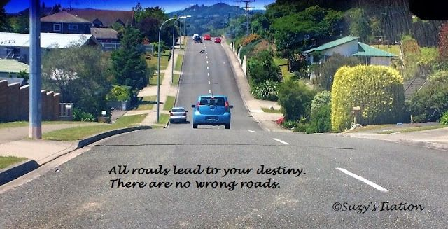 Someday Somewhere: All Roads Lead to .... #atozchallenge letter A