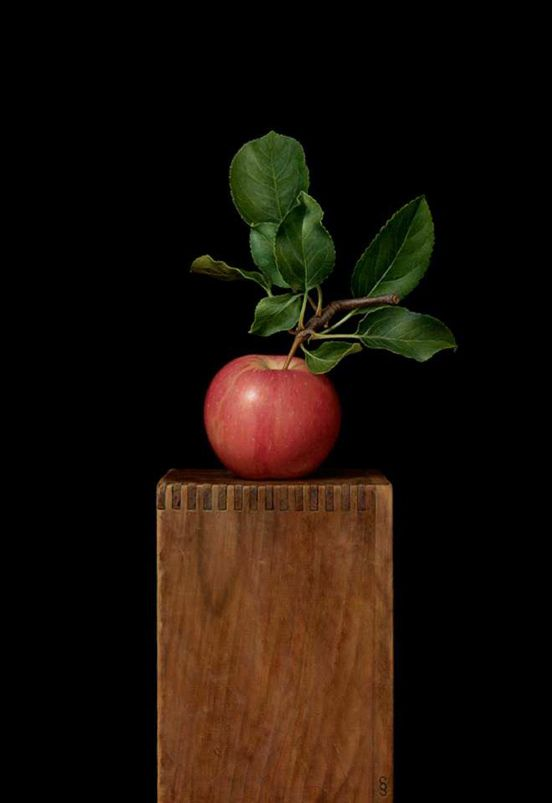 'Ode to the Gala Apple' - Sydney Bella Sparrow