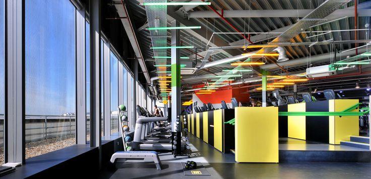 Gymbox Westfield | Leisure | BKD