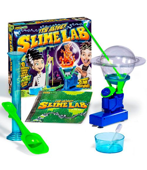 SmartLab Toys It's Alive Slime Lab - GoodHousekeeping.com
