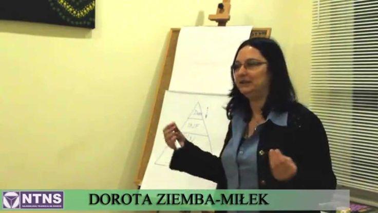 """""""Uzdrawianie poprzez świadomość"""" cz.1 - Dorota Ziemba-Miłek"""