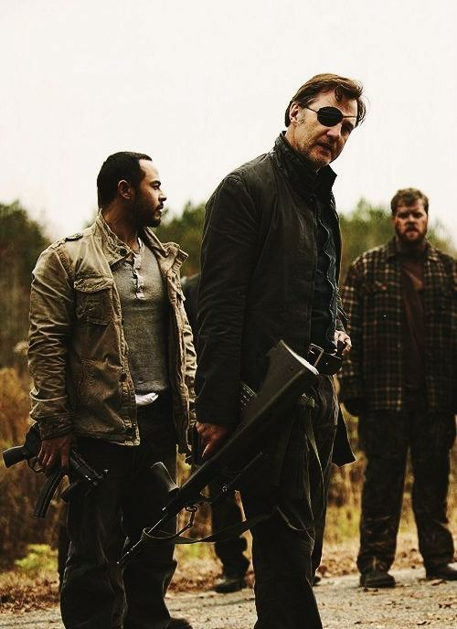 The Governor ~ The Walking Dead