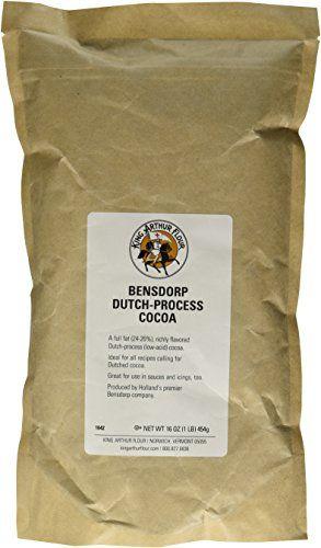 King Arthur Flour Bensdorp Dutch-Process Cocoa King Arthur Flour http://www.amazon.com/dp/B00SPYFVWA/ref=cm_sw_r_pi_dp_TbDcxb1S6QC2C