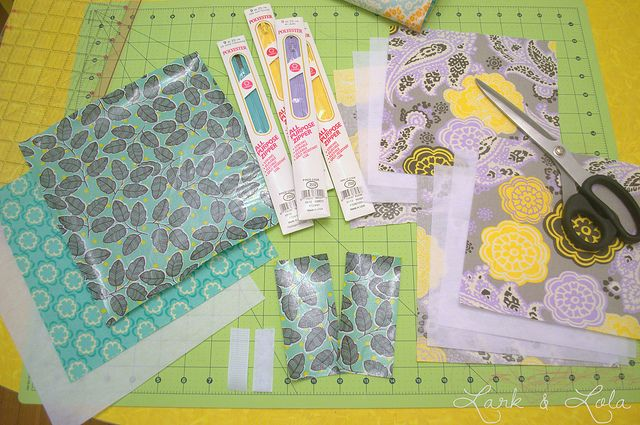 Sew a cash envelope wallet!