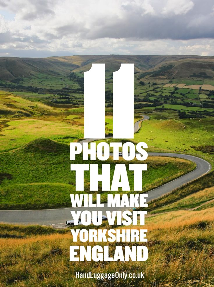 The Rolling Hills Of Yorkshire... 11 Photos That Will Make You Want To Visit Yorkshire! - Hand Luggage Only - Travel, Food & Photography Blog