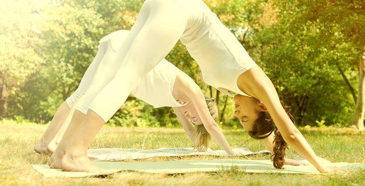 Le Yoga n'est pas seulement un moyen de se détendre, c'est aussi l'activité la plus appropriée pour soulager les maux de ventre