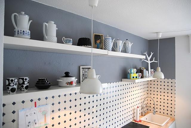 Fliesen für die Küche