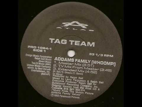 Tag Team - Addams Family (Whoomp!) (Techno Mix With Guitar) - YouTube