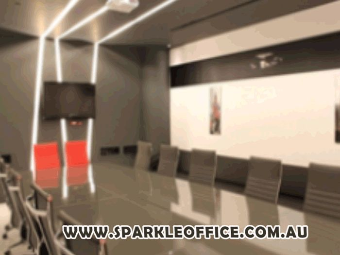 TOUCH this image: Commercial cleaning in melbourne by sparkleoffice