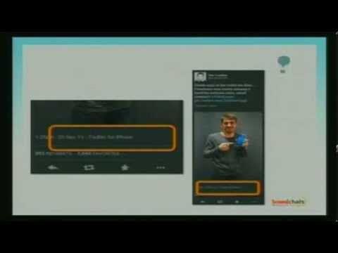 Jordi Rodrigo - Analyst de Brandchats.  Social Media Analytics: La clave del Social Business www.brandchats.com