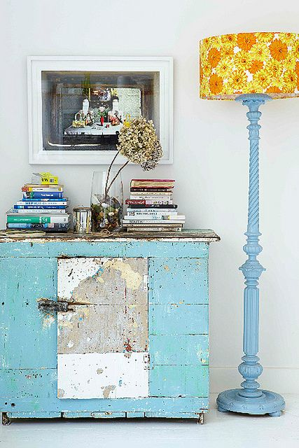Stylist Tara Sloggett by decor8, via Flickr