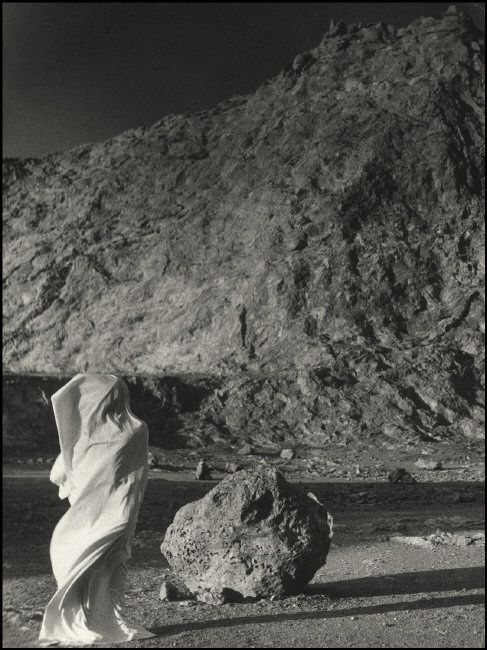"© Herbert List/Magnum Photos GREECE. Athens. Mount Lycabettus (Lykabettos). 1937. ""Spirit of Lycabettus V""."
