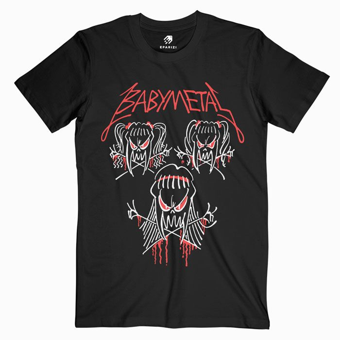Like and Share if you want this  Babymetal Tour Shirt Band Tees Spoon Merch T Shirts     Tag a friend who would love this!     Get it here ---> https://eparizi.com/product/babymetal-tour-shirt-band-tees/
