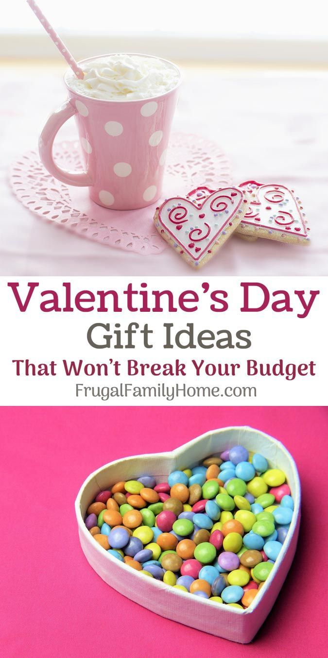 Frugal Gift Ideas for Valentine's Day ~ A few frugal gift ideas that would be great for your sweetie for Valentine's Day.
