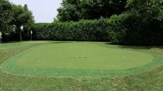erba sintetica golf e giardino