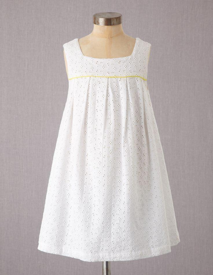 Detalles acerca de Mini Boden Girl&-39-s Brand New Broderie Summer ...
