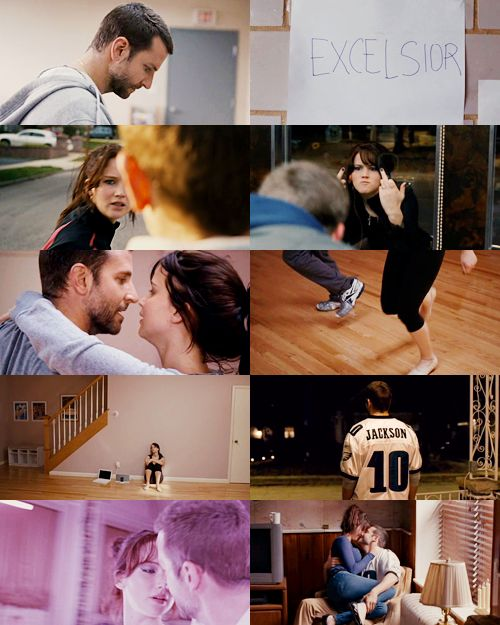 """I have a problem? You say more inappropriate things than appropriate things.""  Silver Linings Playbook"