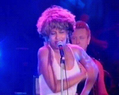 Tina Turner - Proud Mary - Music Video
