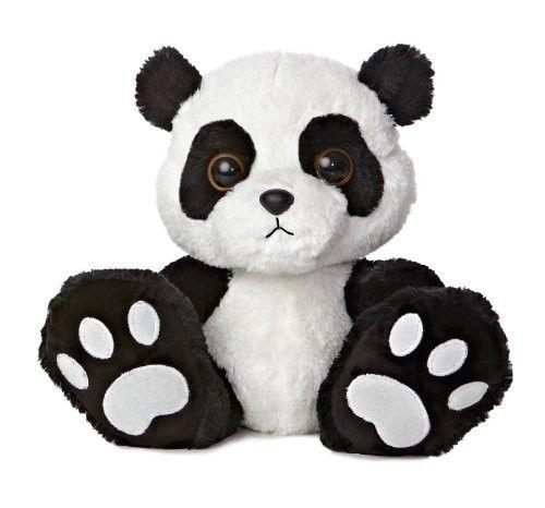 Big feet panda plush! $13.99 from pandathings.com