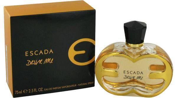Escada Desire Me for Women Eau De Parfum Spray 2.5 oz/75 ml, New In Box Sealed #ESCADA