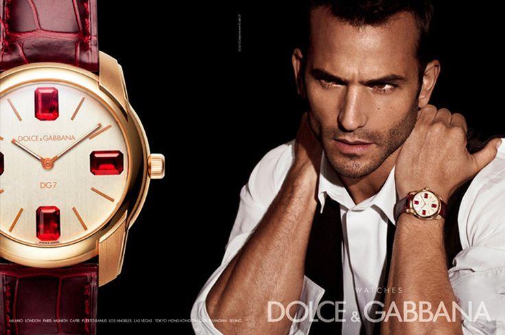 Enrique Palacios for Dolce & Gabbana Watches