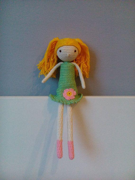 Crochet doll Amalia by kaizerka on Etsy