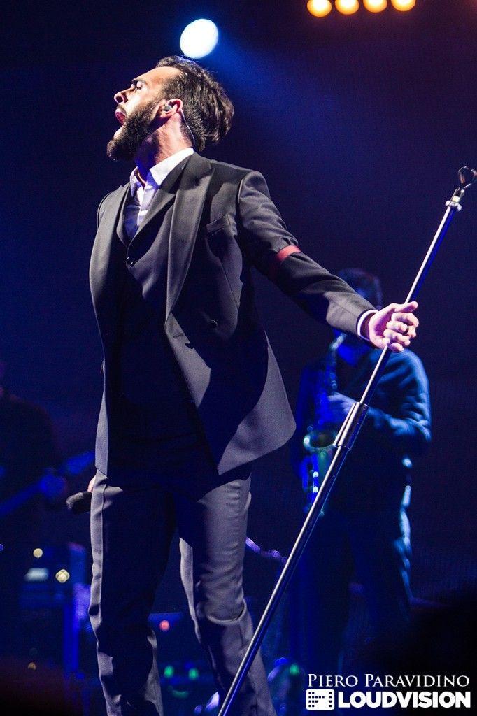 Marco Mengoni, Parole in Circolo Tour 2015 a Milano - La fotogallery del concerto - LoudVision