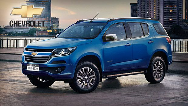 2019 Chevrolet Trailblazer Redesigned Midsize Suv With V6 Engine