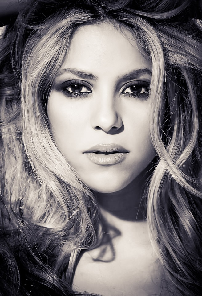 Shakira from Colombia. Special voice and outstanding permormer and dancer.