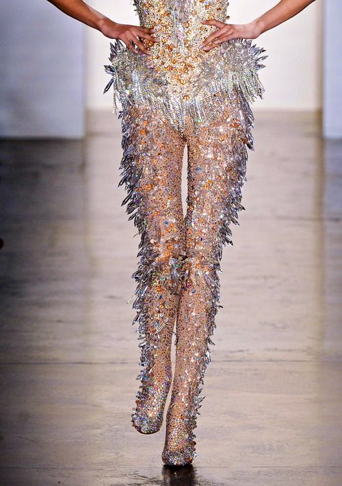The Blonds Spring 2013