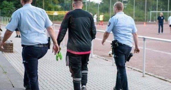 Συνελήφθη τερματοφύλακας επειδή δέχθηκε 43 γκολ!