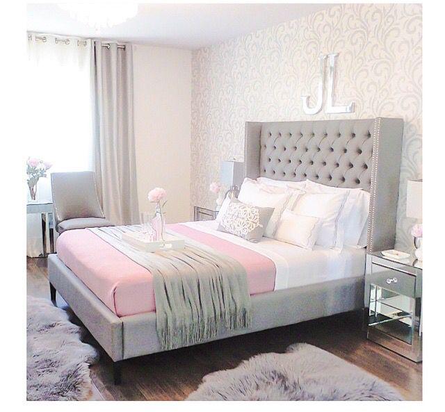 Beautiful bachelorette pad pinterest bedrooms room for Bachelorette bedroom ideas