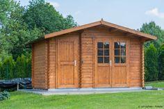 Gartenhäuschen isolieren: Fassade, Boden & Dach dämmen