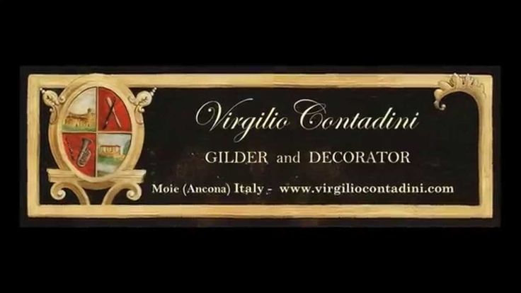 Decorated furniture. Furniture Decoration, Ancient frames reproduction, Gold leaf gilding, Marbling, Wall decoration. http://www.virgiliocontadini.com/home...