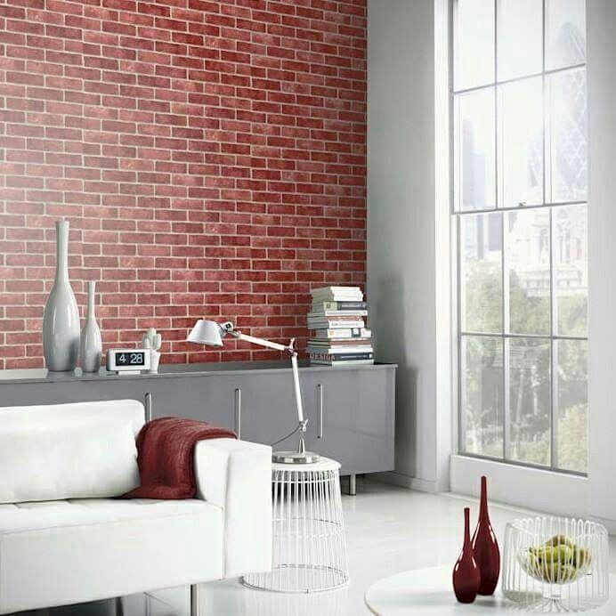 #BRICKWALLS #stayinspired #BestInteriorDesign #homestyling  http://wallpoint.ro/caramida-decorativa-sisteme-fatade/brick-slab/antique/