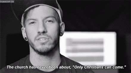 The fact that both Tyler and Josh are Christians makes me so so happy.