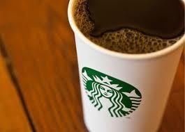 Starbucks Coffee looks good!