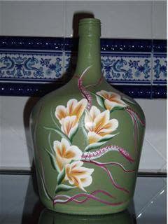 Casiopea: botellas