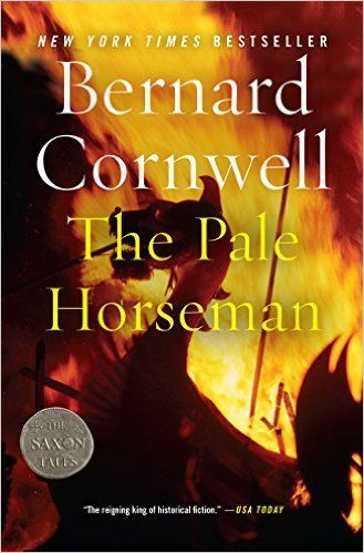 The Pale Horseman (The Saxon Chronicles book 2) This is the exciting—yet little known—story of the making of England in the 9th and 10th centuries, the years in which King Alfred the Great, his son and grandson defeated the Danish Vikings who had invaded and occupied three of England's four kingdoms.