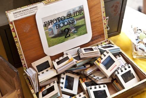 photo slide books