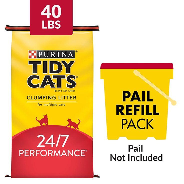 Pets Best Cat Litter Clumping Cat Litter Tidy Cats