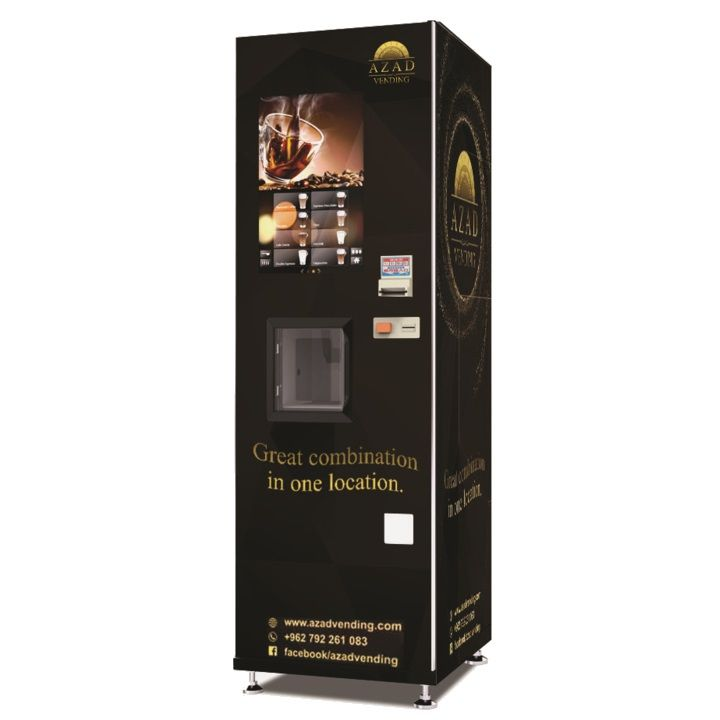 Commercial coffee vending machines for sale in 2020