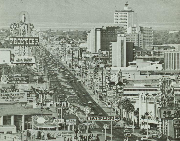 313 best Vegas Then and Now images on Pinterest  Las vegas strip