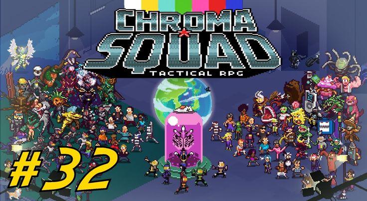 Chroma Squad #32 - Badger Badger Mushroom Mushroom