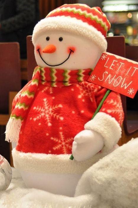 *LET IT SNOW!!