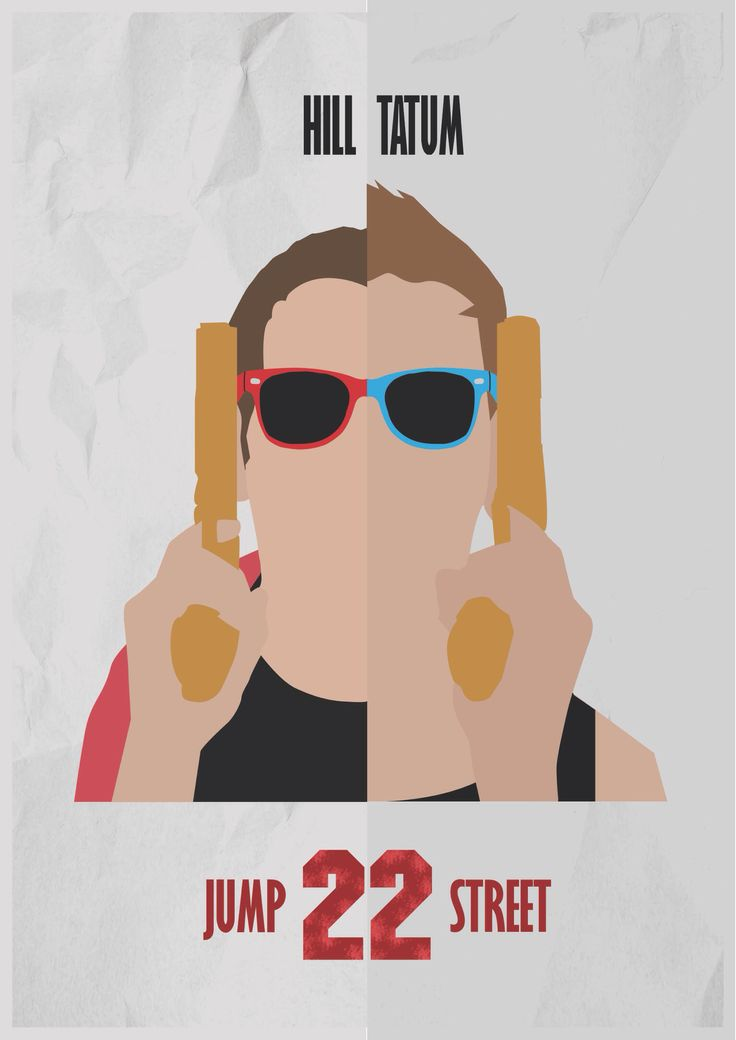 22 Jump Street Poster | Let's go to the movies. | Pinterest