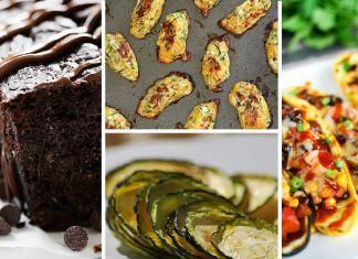 20 nejoblíbenějších receptů s cuketou